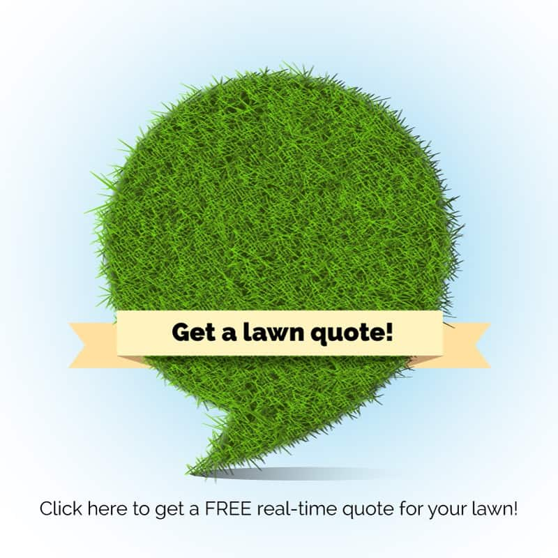 free lawn quote