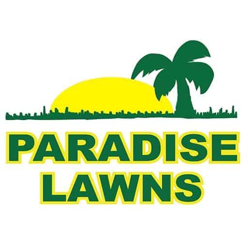 paradise lawns omaha logo