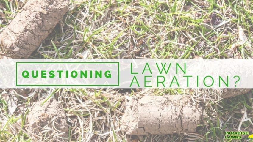 omaha lawn aeration