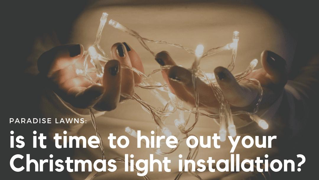 omaha christmas light installation company